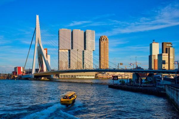 Rotterdam is de mooiste stad om een woning te huren